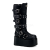 RIPSAW-520 Black Faux Leather